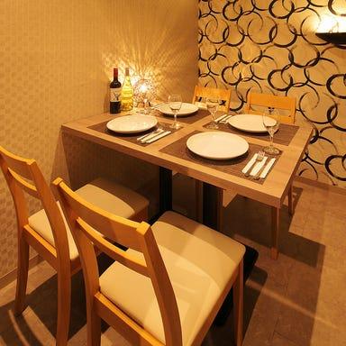 最大170種食べ飲み放題 個室×肉バル BOND-ボンド- すすきの店 店内の画像