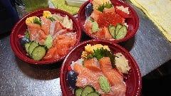 海鮮丼各種