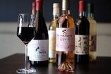 《日本ワイン》 30種類以上取り揃えている全国の日本ワイン