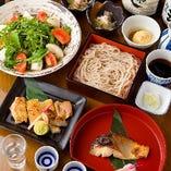 和食ならではの繊細な味付けをお楽しみください