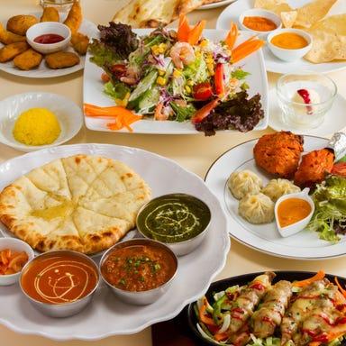 本場インドカレー インドレストラン 15(イチゴ)リバーサイド店  こだわりの画像