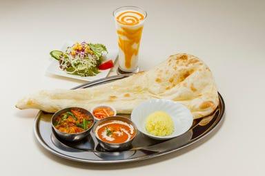 本場インドカレー インドレストラン 15(イチゴ)リバーサイド店  コースの画像