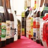 飲み放題メニューも豊富!ビールや焼酎、カクテル、サワー、日本酒、中国酒(紹興酒)まで豊富な種類をご提供!お好みに合わせてお楽しみいただけるラインナップとなっております♪どれもお料理に合う、お酒ばかりで種類も豊富なので是非あらゆるシーンでご利用ください!
