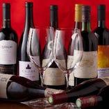 ソムリエでもある2代目社長が目利きしたワイン