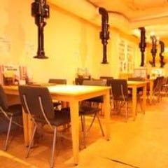 焼肉 韓国料理 焼肉李朝園 布施店 店内の画像