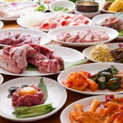 焼肉 韓国料理 焼肉李朝園 布施店