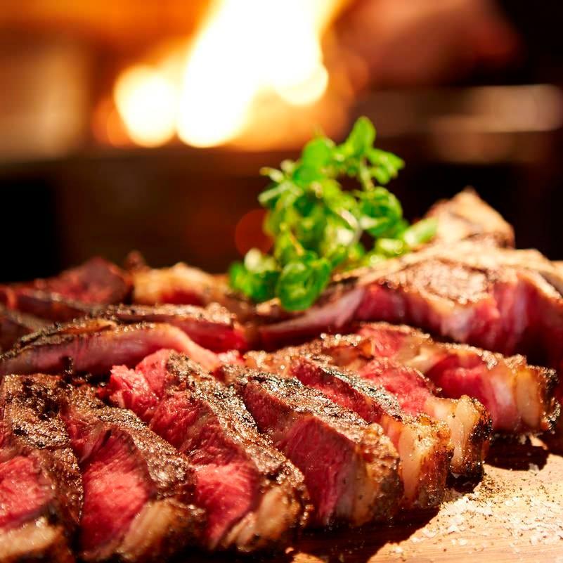 熟成したお肉が奏でる味のハーモニー