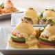 特製のエッグベネディクトは朝食やランチ等でもお楽しみ頂けます