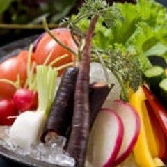 地鶏と野菜 座空