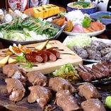 料理長の絶品料理を歓迎会・送別会でぜひご利用ください。