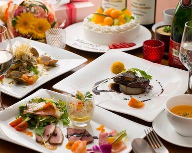 Felice DINING  コースの画像