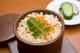 もち米の入ったおだしで炊いたおこわ。