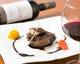 フェリーチェ人気の牛フィレ肉とフォアグラのステーキ