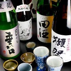 おでんと日本酒 あじ菜