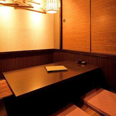 個室料理 伊酒勢肴 みつば  店内の画像