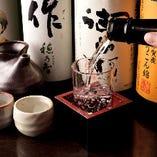三重県の酒蔵から厳選した日本酒や焼酎、梅酒などをご用意!