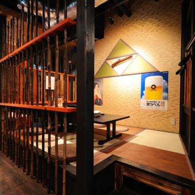 食肉卸直営・黒毛牛専門 北条焼肉センター 小田原店 店内の画像