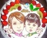 オリジナル顔ケーキのご用意は☆一週間以上前から☆