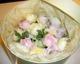 お花も贈れます♪【当日予約もOK】