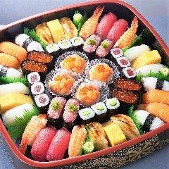 十徳花寿司盛