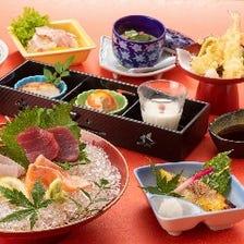 <御膳から麺メニューまで>お食事充実