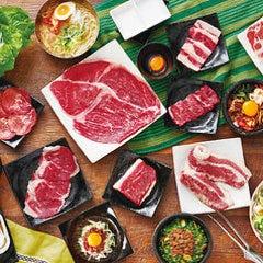 幸せの焼肉食べ放題 かみむら牧場 京急蒲田第一京浜側道店 コースの画像