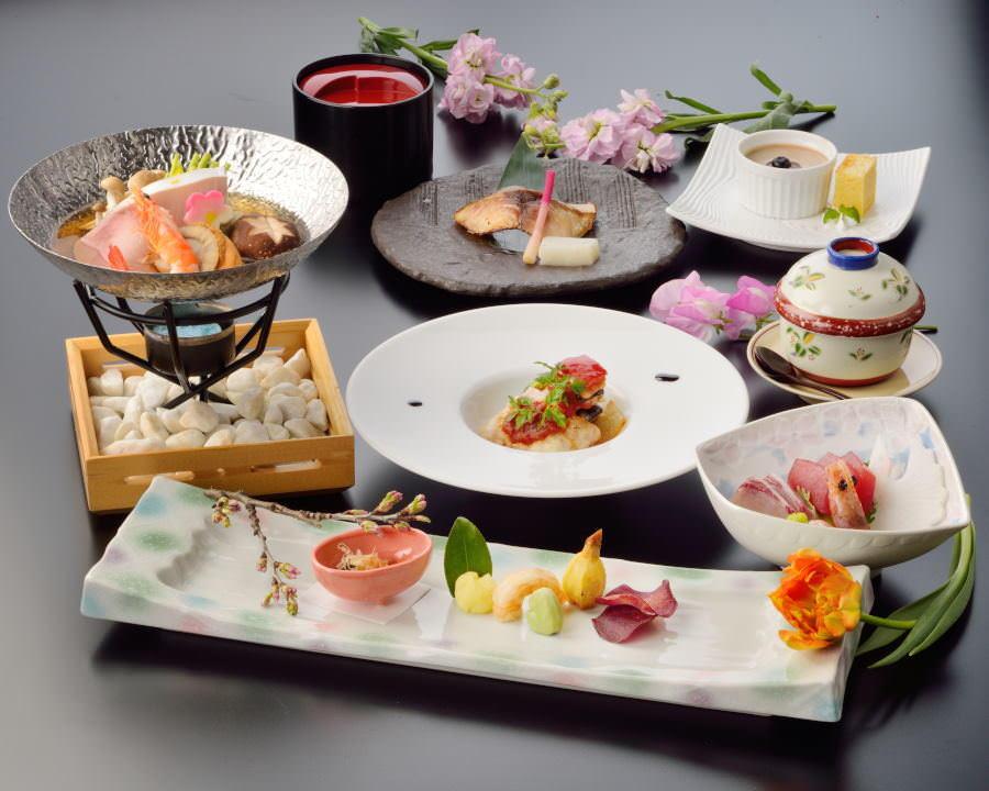 料理8品+120分飲み放題コース5500円