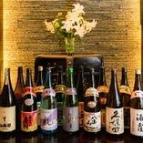 通常飲み放題に、+1,650円(税込)で【全国の地酒、本格焼酎、梅酒】も多数飲み放題に!