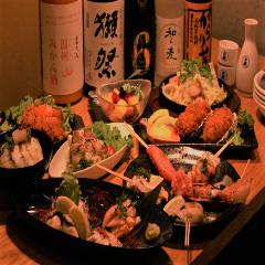 酒と魚と炙焼 新宿ろじ