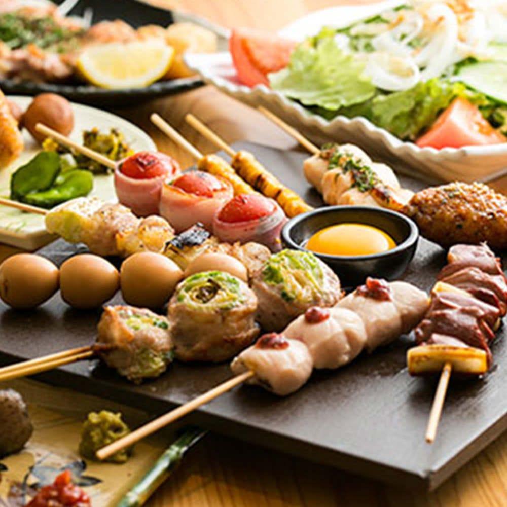 季節の食材が豊富な宴会コース!