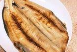 本日の焼き魚