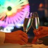 当日15時まで席のみ予約受付中。いつもより少し大人のデートを。