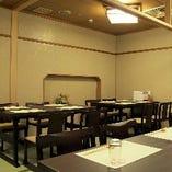 ゆったりとした空間で同窓会や友人とのお食事会などに♪
