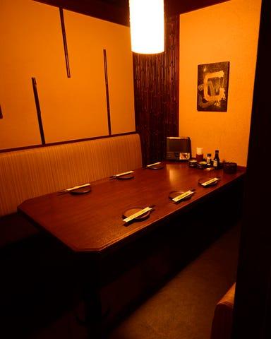 個室空間 湯葉豆腐料理 福福屋 水沢駅前店 店内の画像
