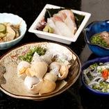 鮮魚の質にこだわる刺身や漬けなどの逸品は食べてみる価値あり!