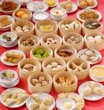 手作り熱々、出来立ての中華料理とモンゴル薬膳火食べ放題もオス…