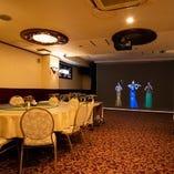 〔中華街初導入!3Dシアター〕宴会で中国歌謡、舞踊、演劇、雑技、楽器演奏などが楽しめます!