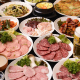 《宴会メニュー》新鮮なお肉をご堪能ください。