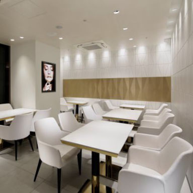 フォション ル・カフェ 日本橋店  店内の画像