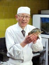 料理長 岩井比呂志さん