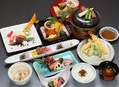 天ぷら・とうふ料理 こうらく