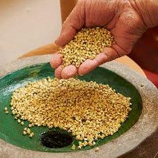 石臼挽き手打ち蕎麦