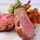 子羊のソテーなど日替わりの肉・魚料理も大好評!