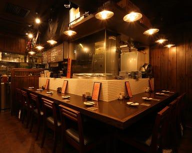 焼鳥 串かん 武蔵小杉 店内の画像