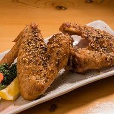 鶏料理がうまい!
