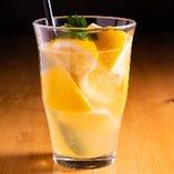 クレイジーレモンサワー!1回飲むと癖になる!