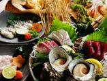 伊勢鮮魚と地酒 いざかや かつべー