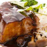 名物 とろける薩摩の黒豚黒酢ソース