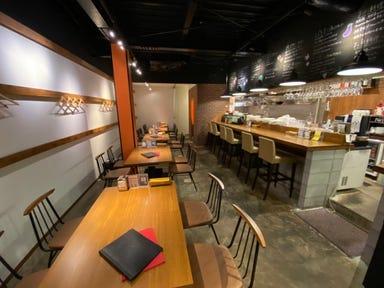 ワイン食堂 Enoteca Bacco  店内の画像