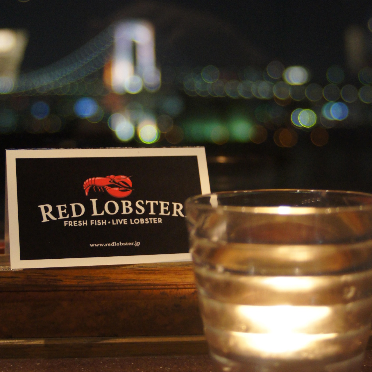 RED LOBSTER Aqua city Odaiba branch